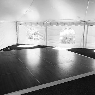 TENTS & DANCE FLOORS