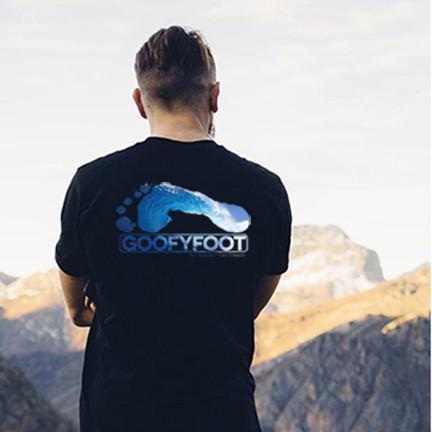 Goofyfoot Wave