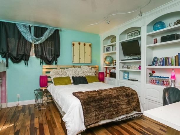 Eucalyptus Childs Bedroom Design
