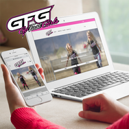 GO FAST GIRLS WEBSITE