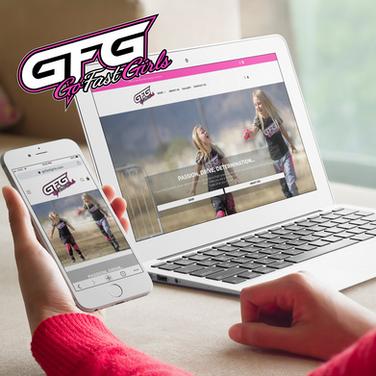 GO FAST GIRLS WEBSITE