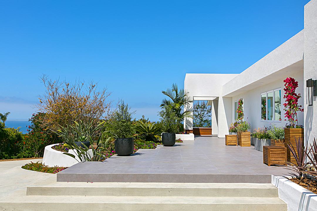 Beach Front Home Design