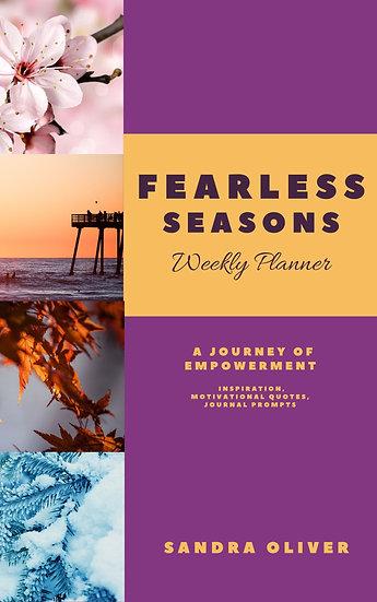 Fearless Seasons Planner