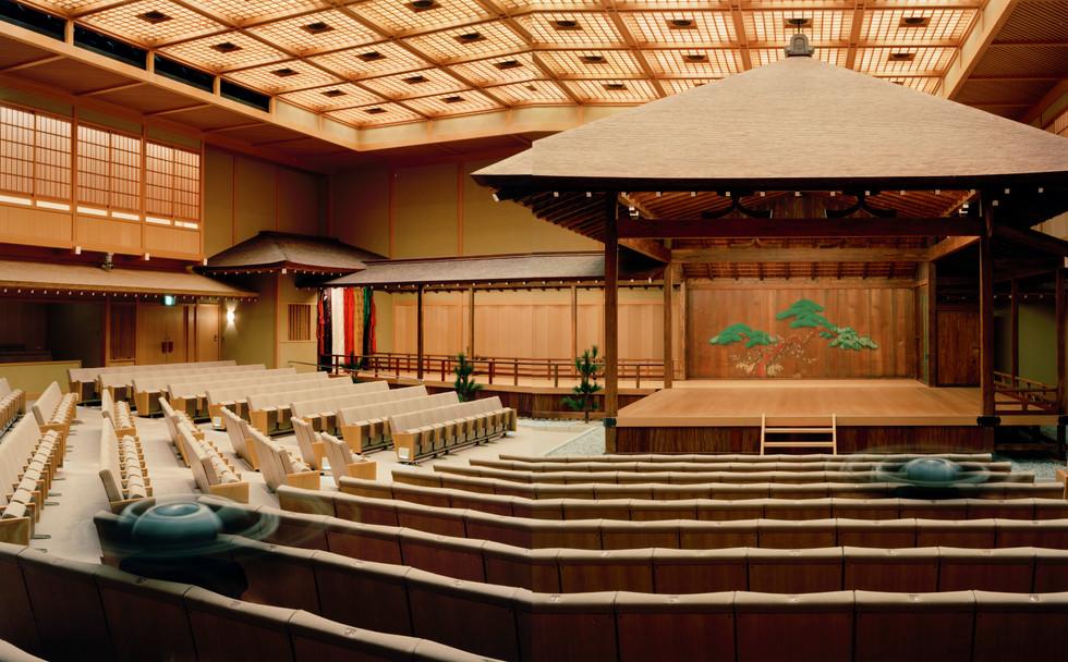 Yokohama Noh Theater