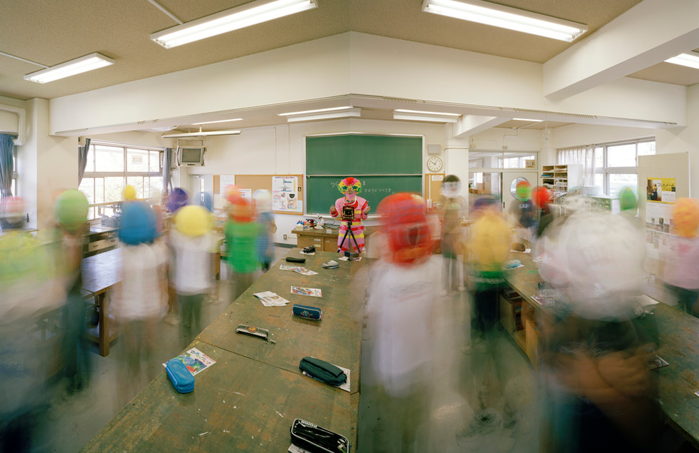 Tsurumaki Elementary School Setagaya