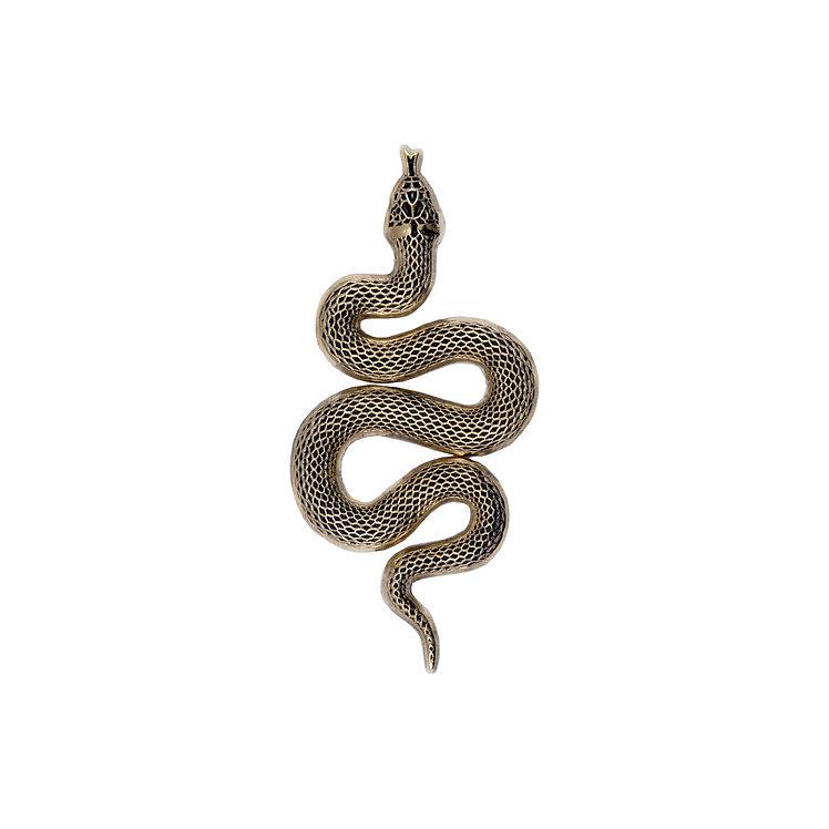 """Enamel Pin """"Snake"""""""