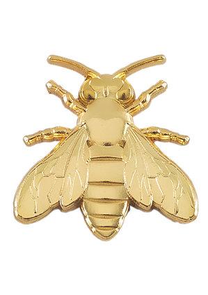 GOLDEN BEE PIN