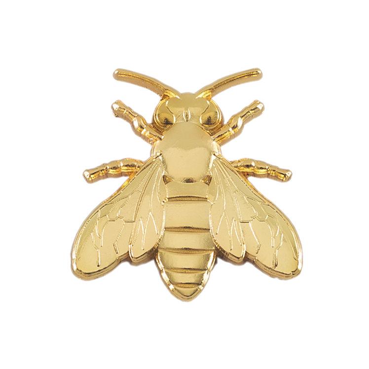 """Golden Pin """"Bee"""""""