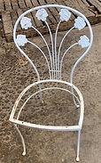 Metal Chair Before