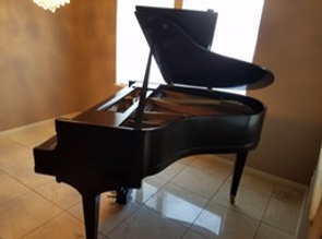 Grand Piano After