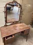 vanity before