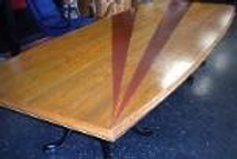 Conference Table After