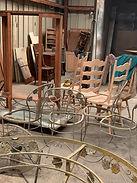 Metal Furniture During