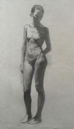 Self Conscious Nude