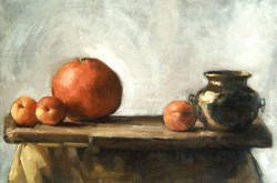 Grapefruit and Apricots