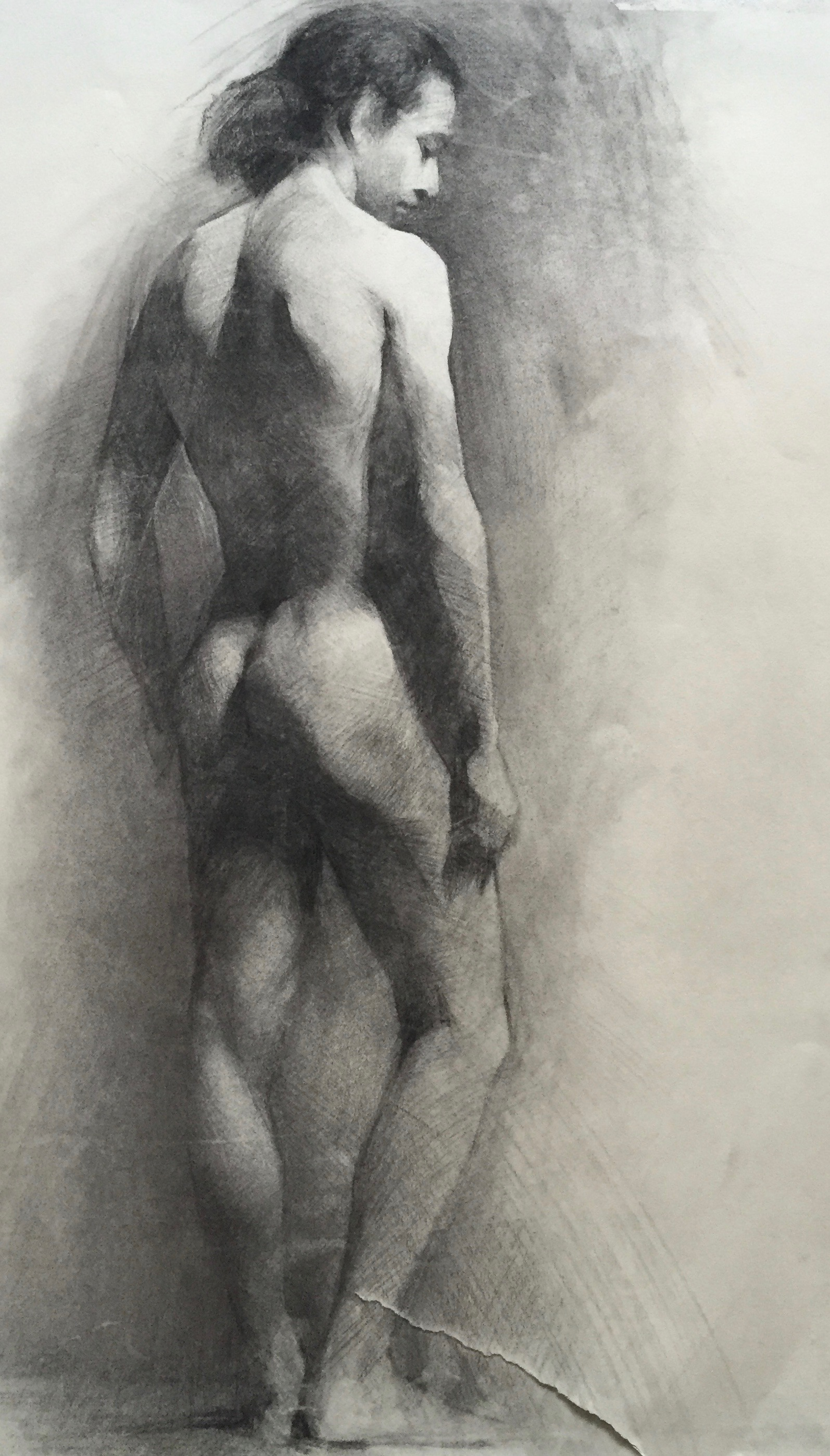 Standing Nude I