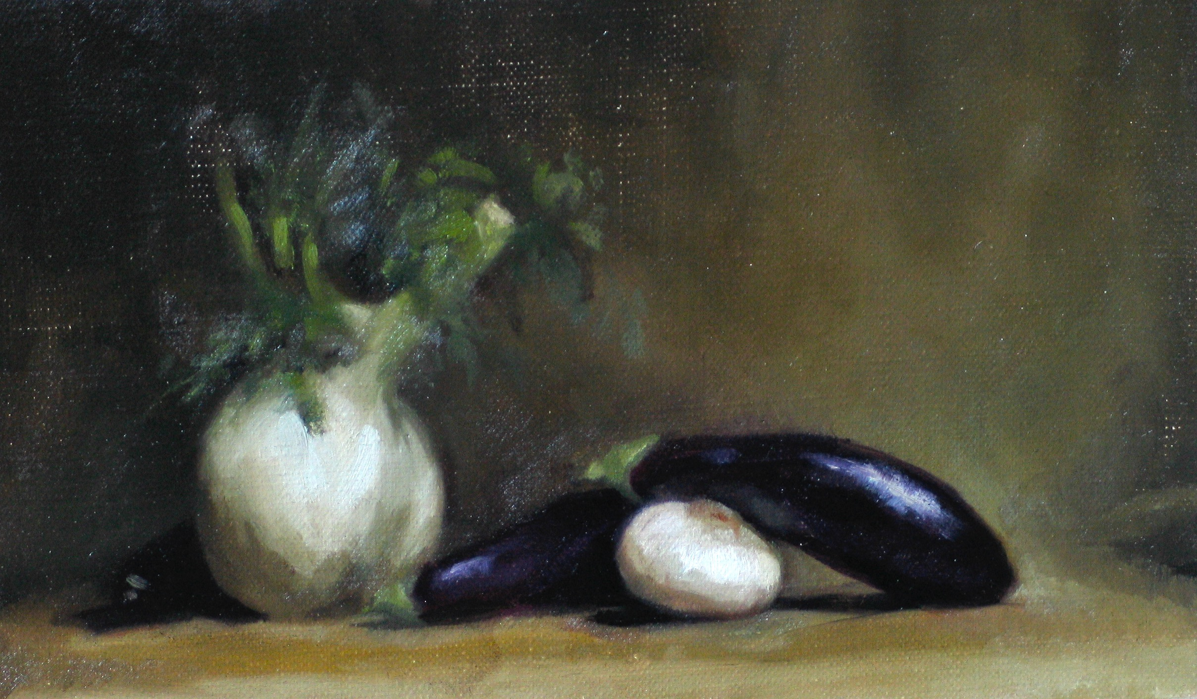 Eggplant and Fennel
