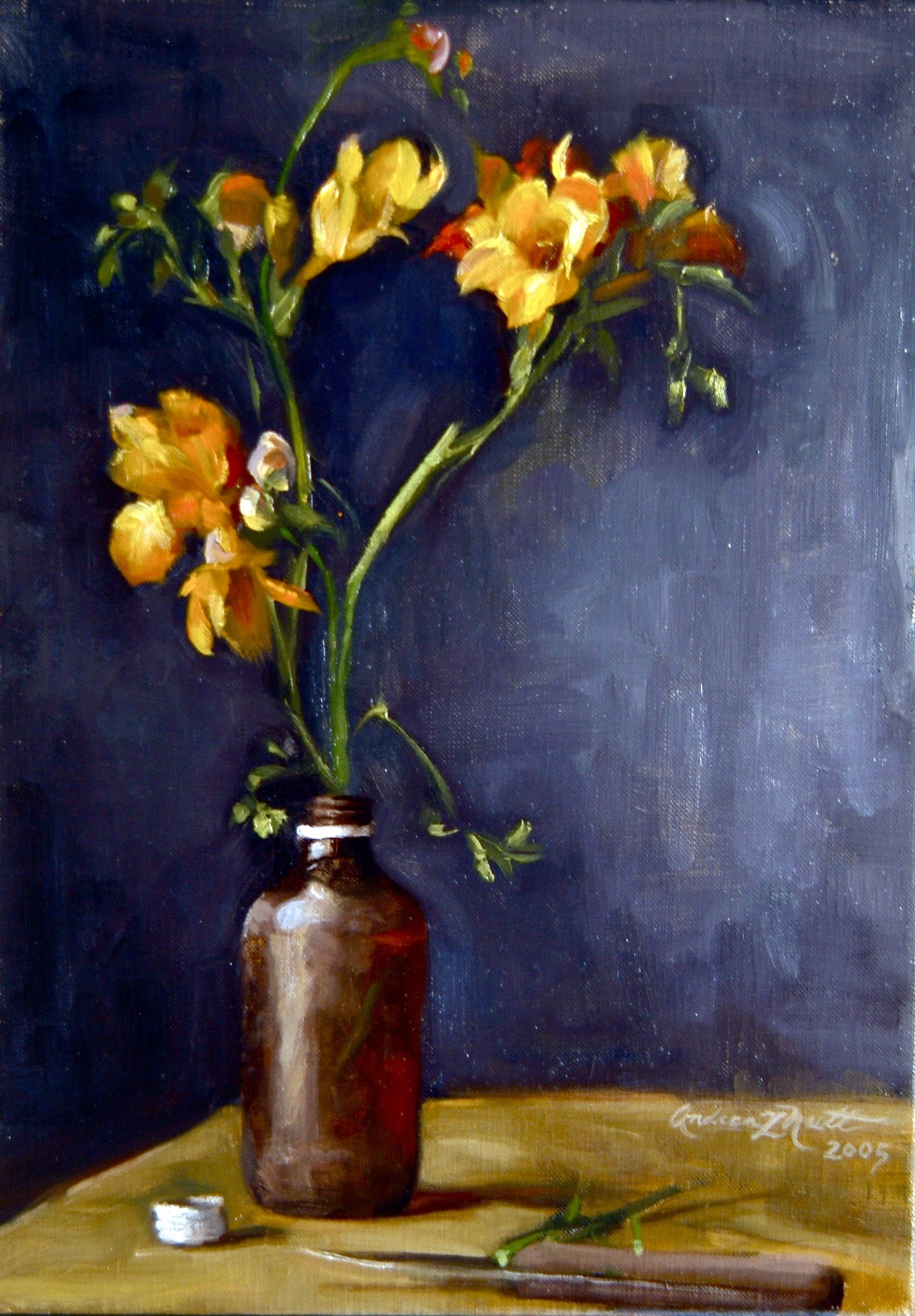 Aromatic Freesia