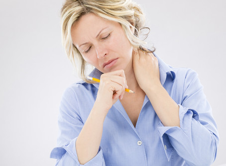 Chinese herbs + acupuncture = Improves neck pain and ROM