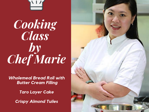 Cooking Class by Chef Marie