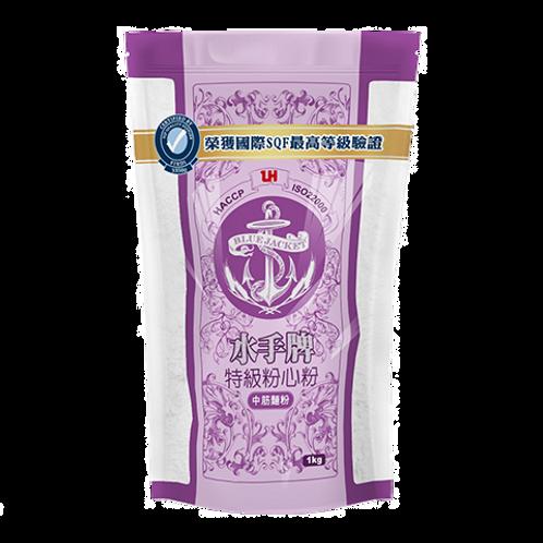 BLUE JACKET All-Purpose Flour 台湾水手牌 - 特级粉心粉