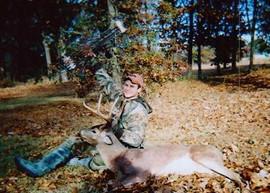 Brandon Adams First Archery buck