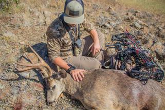 Brandon Adams 2019 California blacktail