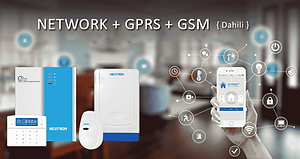 Kablolu, Kablosuz Hırsız Alarm Sistemleri