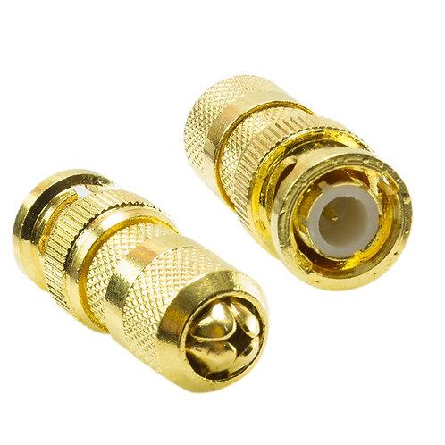 bnc gold altın vidalı