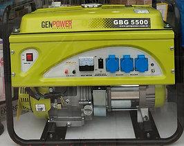 Genpower 5500 benzinli ipli jeneratör