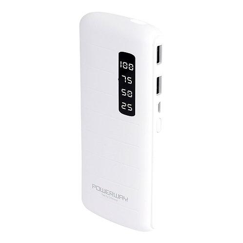 TX-100 10000 mAh Dijital Göstergeli Powerbank