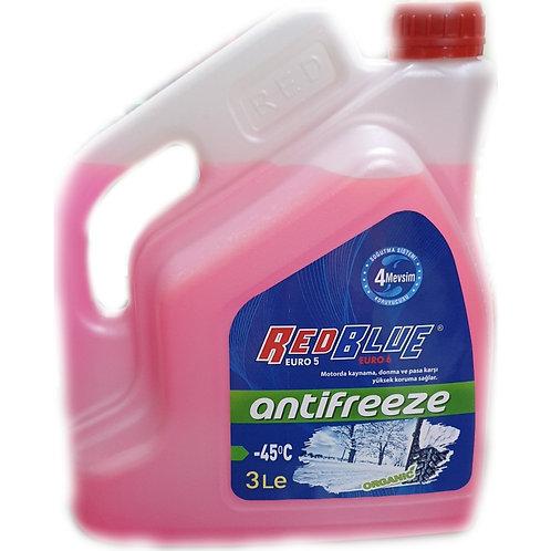 redblue antifreeze 3lt euro 5 euro 6