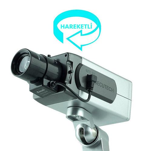 dummy camera sensörlü hareketli maket  kamera