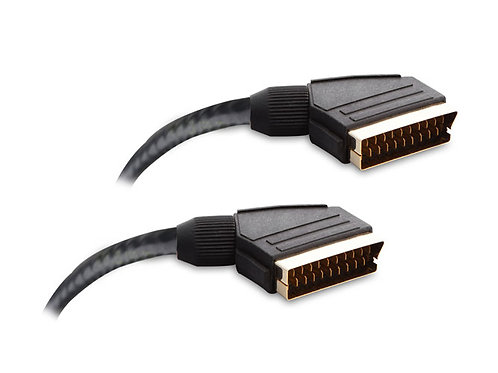S-LINK SLX-222 SCART SCART 1.5 MT GOLD KABLO
