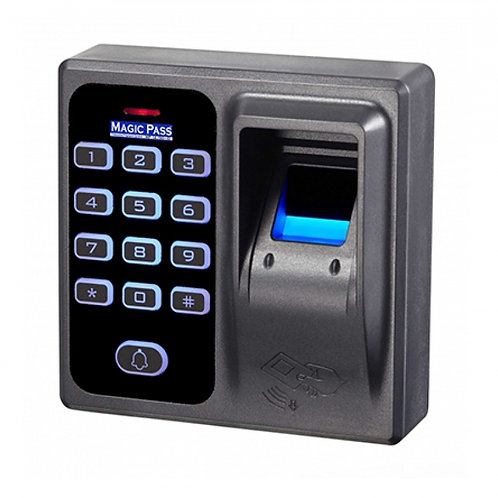 Magic Pass 12.150 ID Kartlı Şifreli ve Parmak İzli Kapı Açma Cihazı