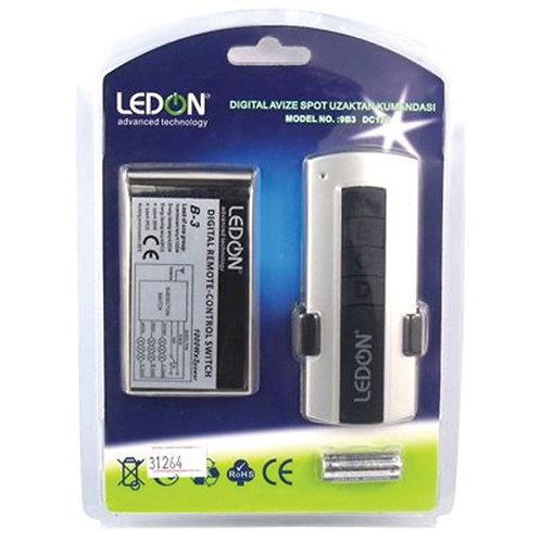 Ledon LD-12143 Avize Akıllı Kumanda
