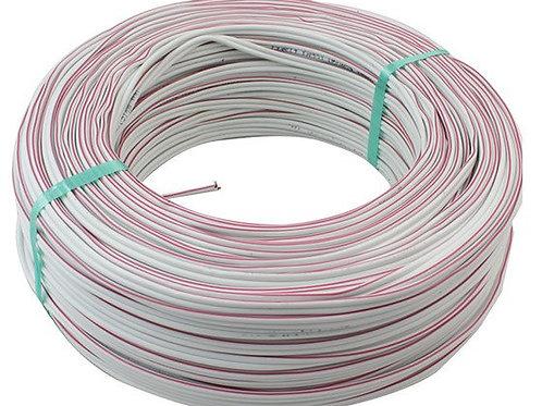 2x0,75 cca kordon hoparlör kablosu