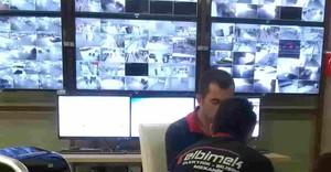CCTV İzleme Merkezi Kurulumu
