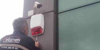 İş Yeri Hırsız Alarm Sistemi
