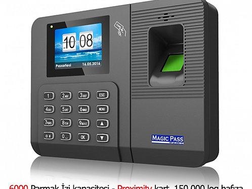 Magic Pass 20656 ID Parmak izi personel takip cihazı