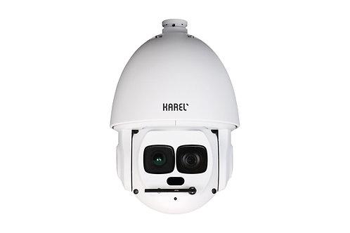 Karel 2 MP Full HD, 30x Optik Zoom, WDR Starlight Lazer PTZ Kamera  NSU-326LZ-30