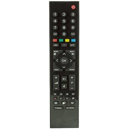 ARÇELİK - BEKO MEDİA TUŞLU LCD TV KUMANDASI