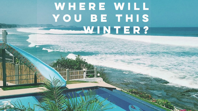 Have you started planning your winter vacations?