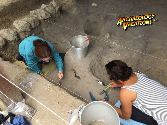 Archaeology Vacations Tour