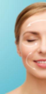 Hyaluronsavas arcfeltöltés CW lézerrel