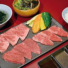 宮崎牛焼肉ランチ