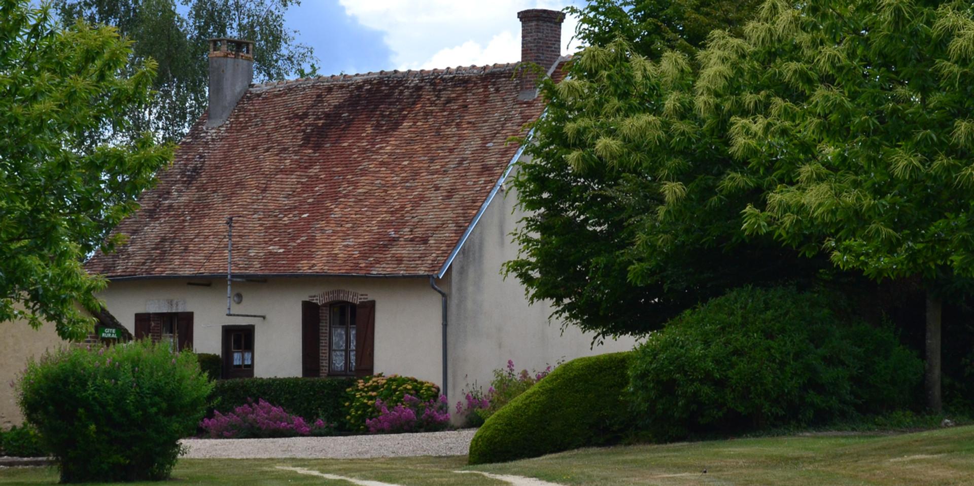 """Maison de campagne """"les Hortensias"""""""