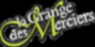 Logo des gîtes en Sologne _La Grange des