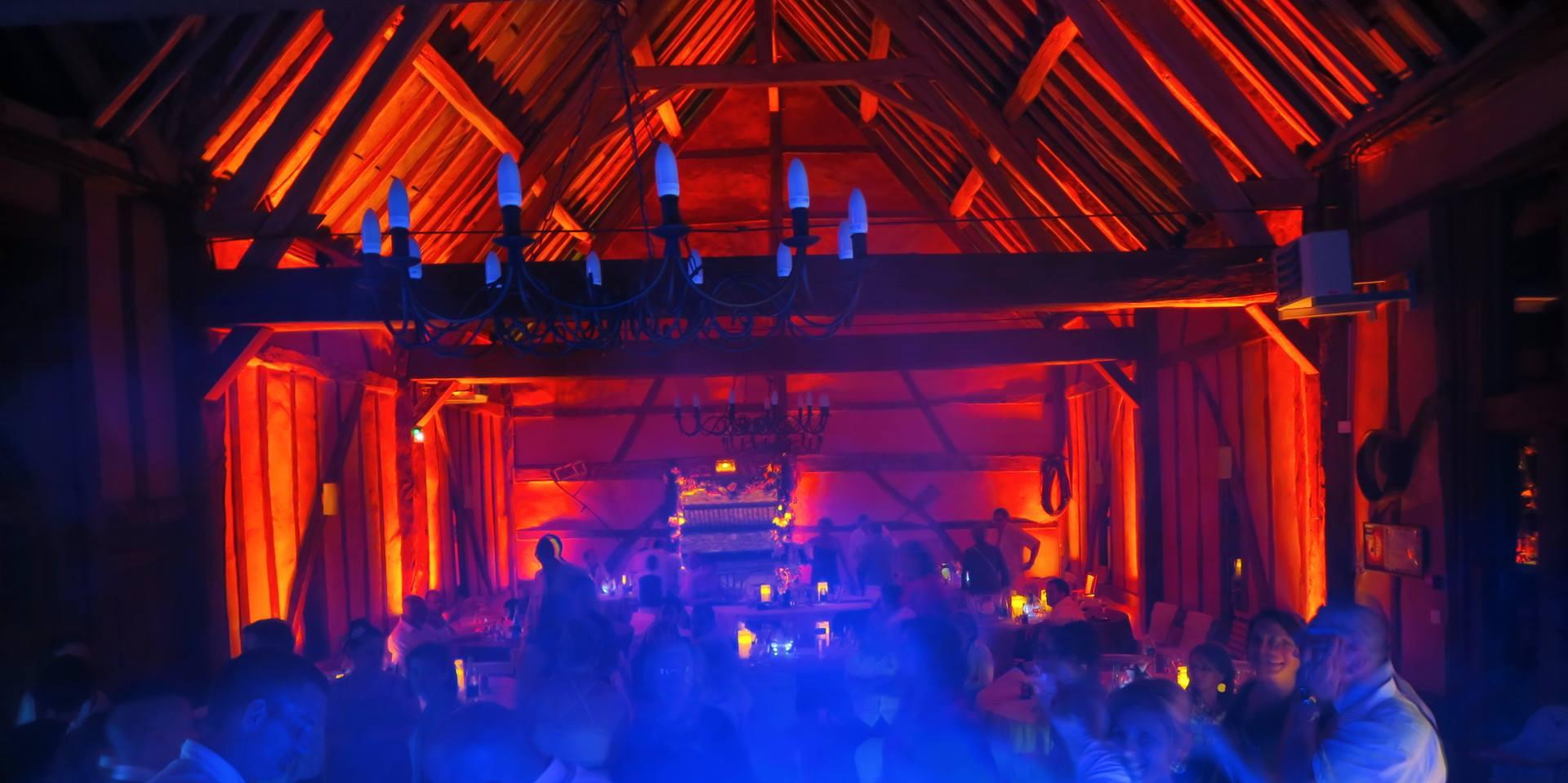 La Grange des Merciers, c'est aussi fêter jusqu'au bout de la nuit.