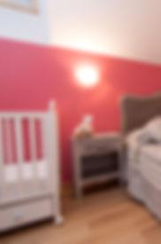 Gite avec lit bébé